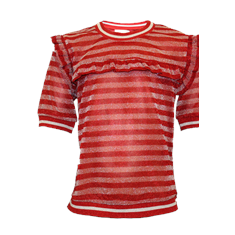 Ai&Ko: Top Inea Stripe