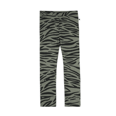 Ammehoela: Legging James Green Zebra